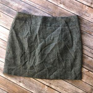Banana Republic grey skirt, 8P